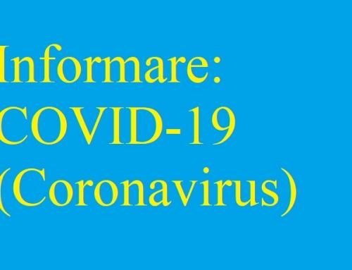 Măsuri de prevenire Corona-virus